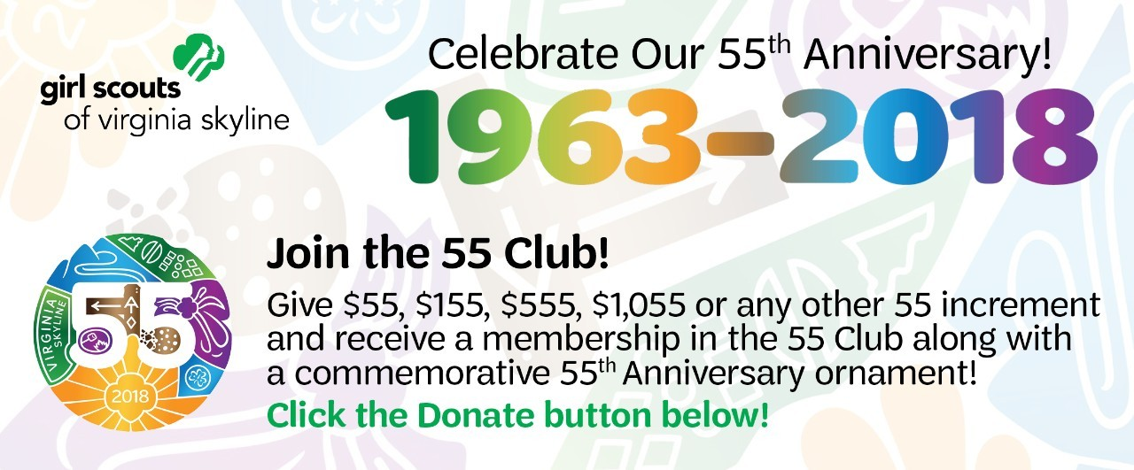 Join the 55 Club!