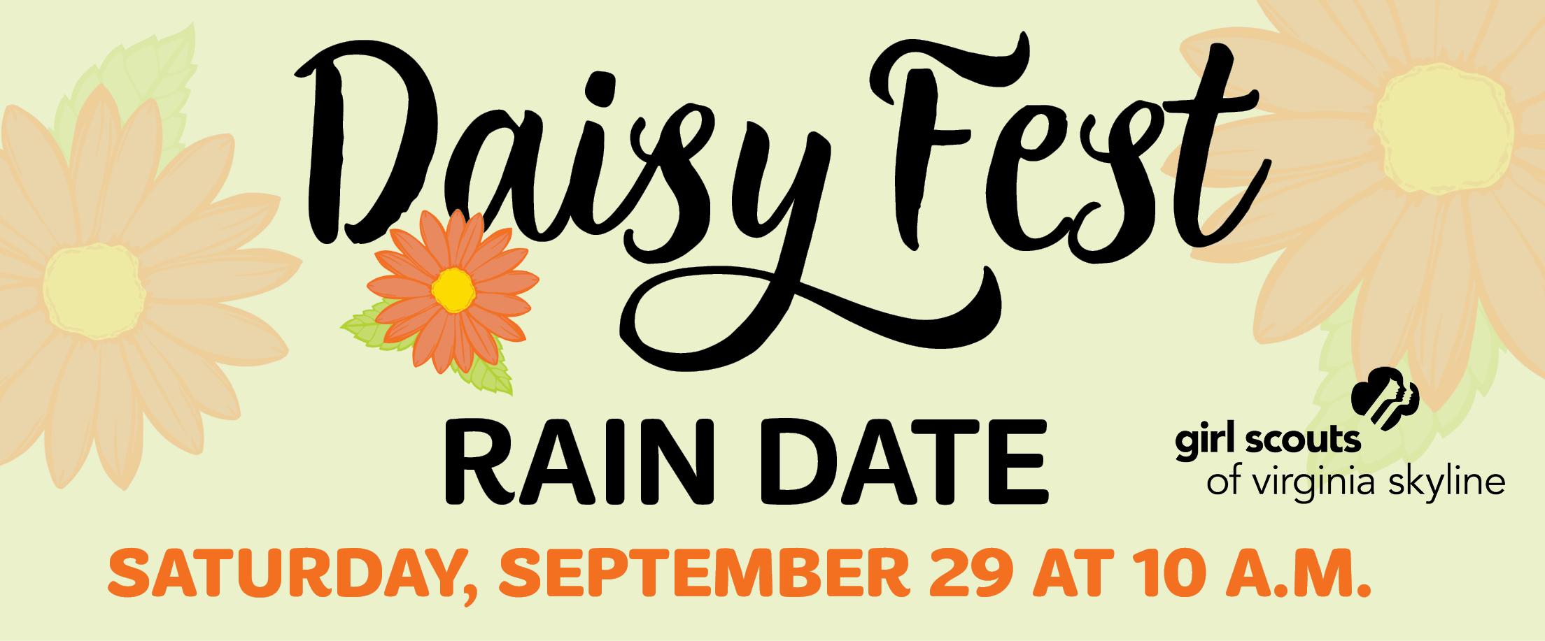 Daisy Fest