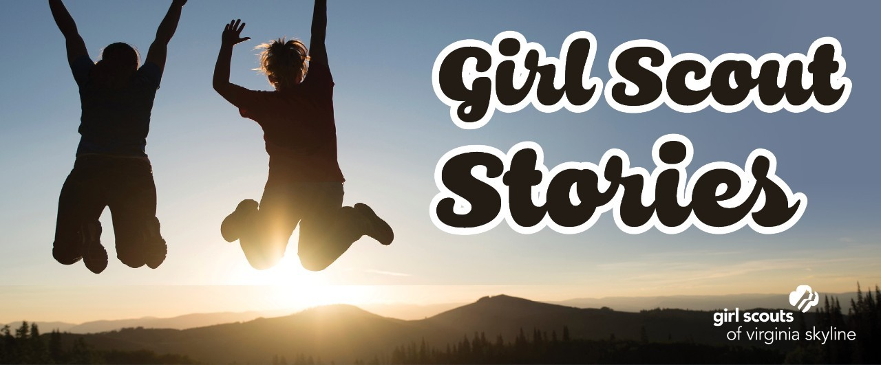 Girl Scout Stories WEBpageherointernal