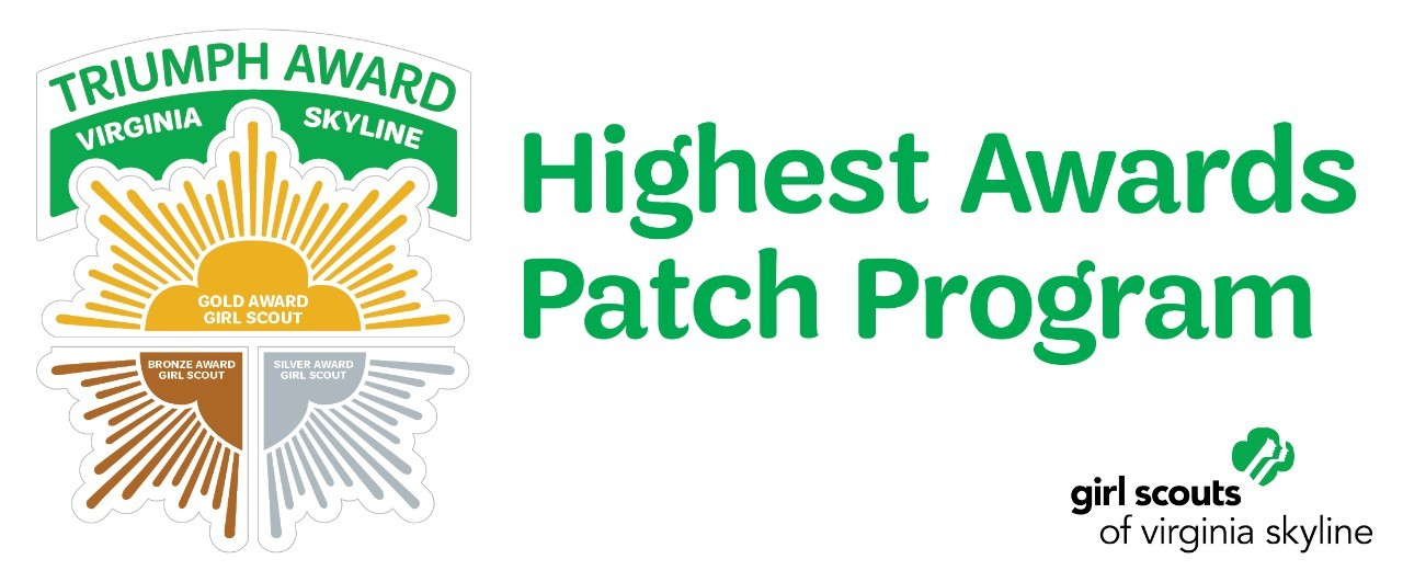 Highest Awards Patch Program WEBpageherointernal