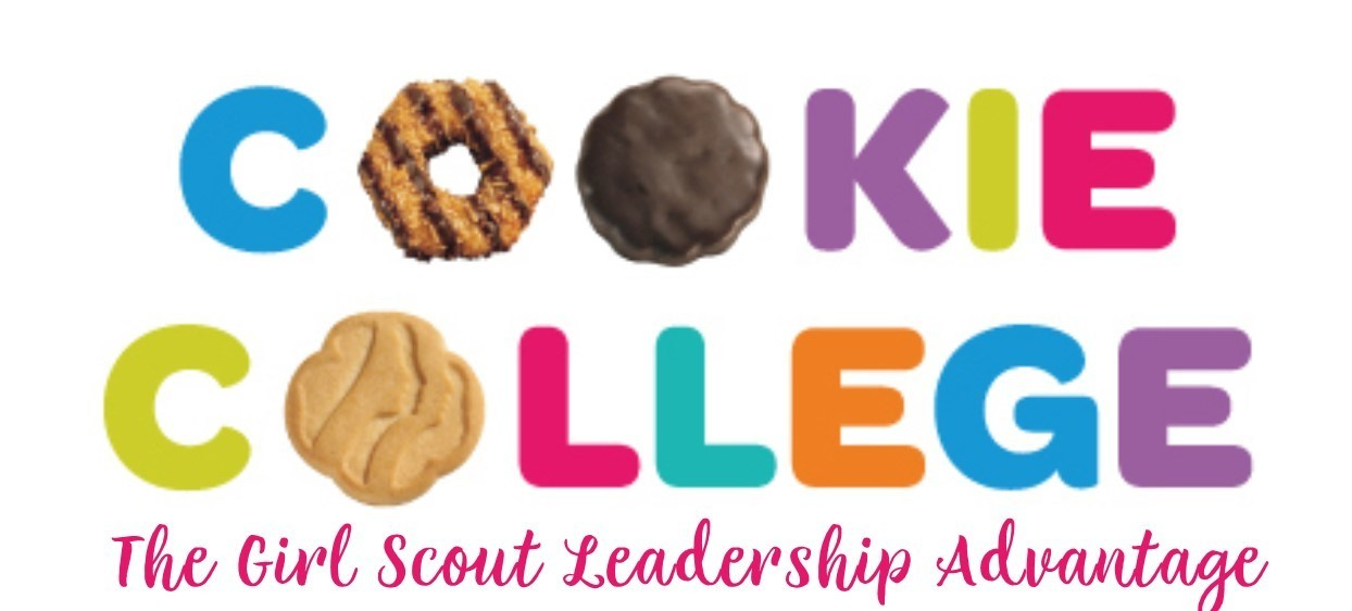 graphic relating to Girl Scout Cookie Thank You Note Printable referred to as Cookie+ For Cookie Troops Lady Scouts of Virginia Skyline