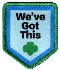 We've Got This Renewal Patch