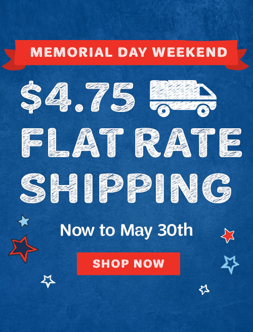 Memorial Day weekend deal!